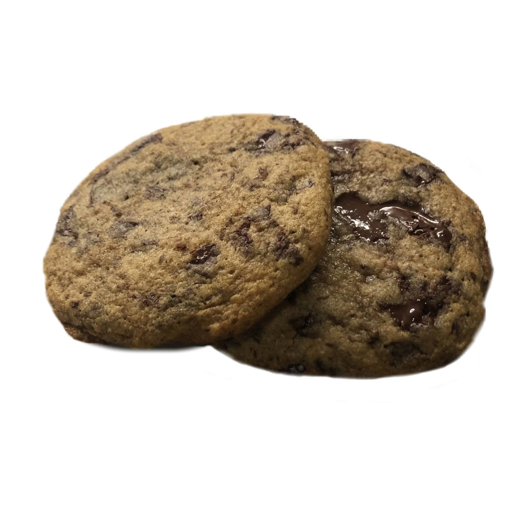 Farm2Me - Bakery - sugar, butter, chocolate - Sea Salt Chocolate Chip Cookies - 48 Pieces - Sea Salt Chocolate Chip Cookies - 48 Pieces -