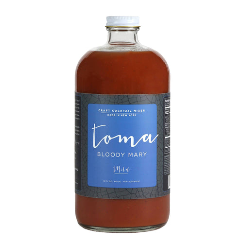 Farm2Me - Beverage - Toma Bloody Mary Mixers - Toma Bloody Mary Mixer - Mild - 6 x 32oz - Toma Bloody Mary Mixer - Mild - 6 x 32oz - BM32ozMild_6pk