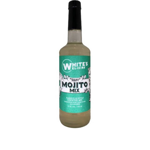 Farm2Me - Beverage - White's Elixirs - Mojito Mix Bottle - 12 x 750mL - Mojito Mix Bottle - 12 x 750mL - 680327994802