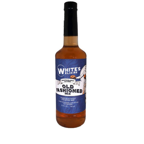 Farm2Me - Beverage - White's Elixirs - Old Fashioned Mix Bottle - 12 x 750mL - Old Fashioned Mix Bottle - 12 x 750mL - 680327994819