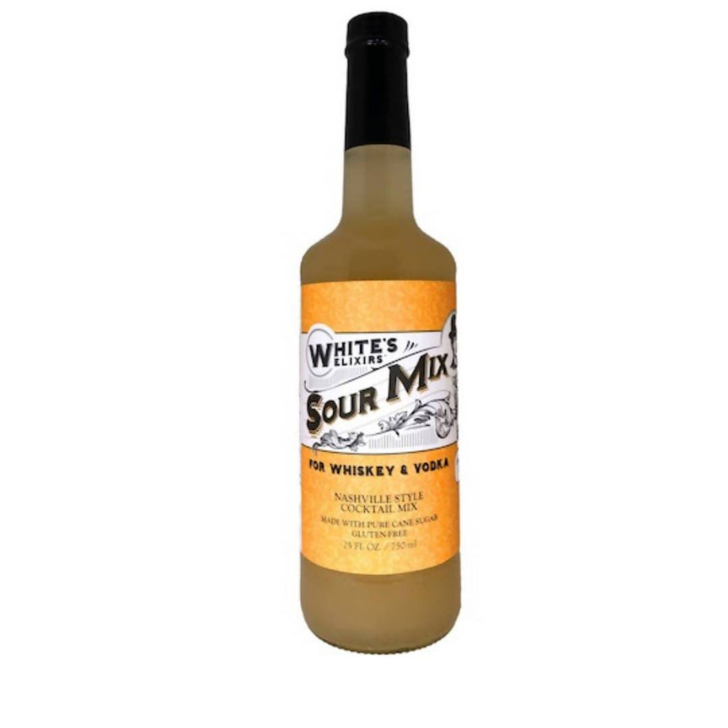 Farm2Me - Beverage - White's Elixirs - Sour Mix Bottle - 12 x 750mL - Sour Mix Bottle - 12 x 750mL - 680327994833