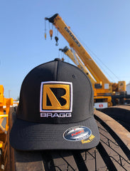 Bragg - B Logo Flexfit Cap (Fitted)