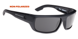 Bragg NON-POLARIZED Spy Optic Bounty Z87 Certified Sunglasses Gray/Green