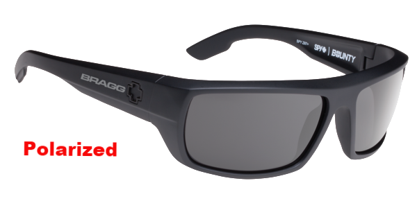 Bragg Spy Z87 Sunglasses - Polarized