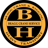 Bragg Hard Hat Stickers Pack of 25