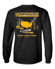 Bragg - Long Sleeve Pocket T-Shirt