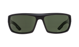 Bragg POLARIZED Spy Optic Bounty Z87 ANSI Certified Sunglasses - Gray/Green