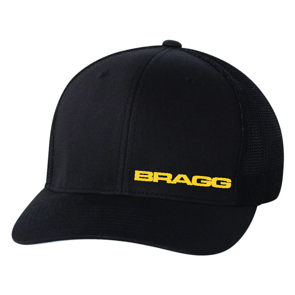 Bragg - Mesh Back Cap (Fitted)