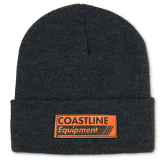 Coastline - Sportsman 12 Inch Knit Patch Beanie