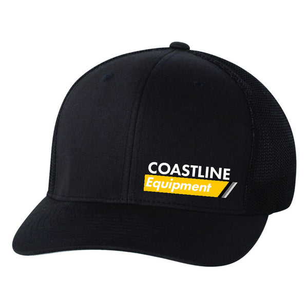 Coastline Mesh Back Cap  (Fitted)
