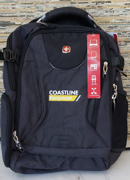 Coastline Swiss Gear ScanSmart Laptop Backpack