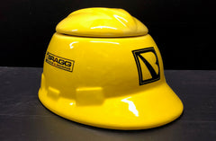 Bragg Crane & Rigging Hard Hat Cookie Jar Only 4 Left
