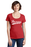Bragg Women's Scoop Neck T-Shirts