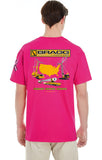 Bragg - Breast Cancer Awareness Month Pink Pocket Tee - Men's Short Sleeve