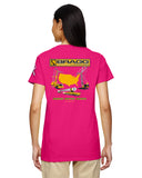 Bragg - Breast Cancer Awareness Month Pink Tee - Women's V-Neck Short Sleeve