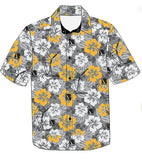 Bragg Custom Hawaiian Shirt - WITH POCKET