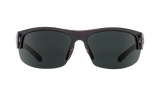Bragg POLARIZED Spy Optic Sprinter Z87 ANSI Certified Sunglasses - Gray/Green