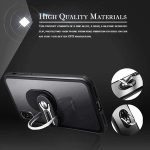 Multipurpose Mobile Phone Bracket - Lazy & Convenient Mounting Bracket for iPhone Android cell phone - 5econds.co