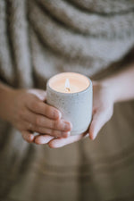 Wildflower Honey Ceramic Candle