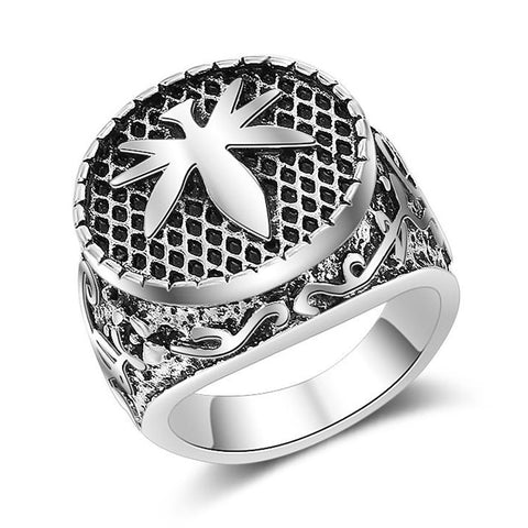 "Copy of Vintage-Style Ring ""Veteran"", Modeschmuck"