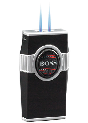 Boss Twin Point Double Torch Lighter