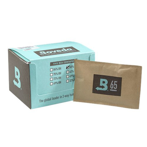Boveda Humidification Packets - Cube/12 60-Gram