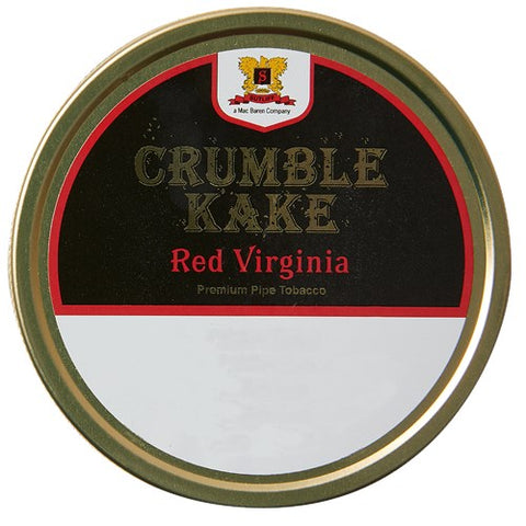 Sutliff Crumble Kake Red Virginia