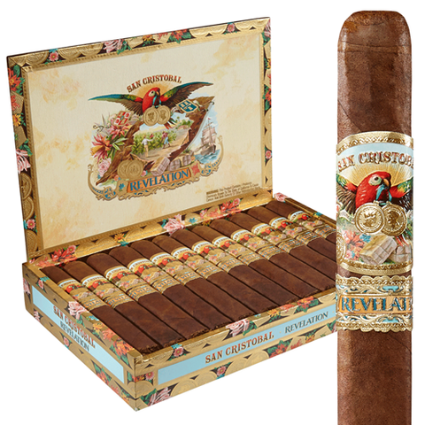 #45: San Cristobal Revelation and Alec Bradley Prensado