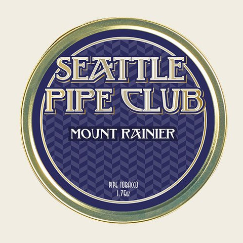 Seattle Pipe Club Mount Rainer