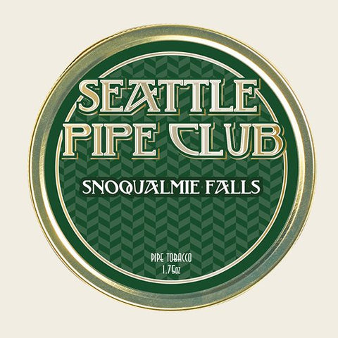 Seattle Pipe Club Snoqualmie Falls