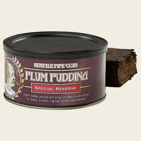 Seattle Pipe Club Plum Pudding Special Reserve