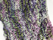 Load image into Gallery viewer, Hand Knit Chunky Cowl - Pastel Colors