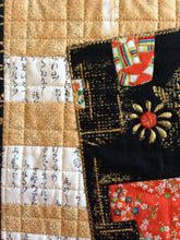 Load image into Gallery viewer, Asian Inspired Kimono Quilt