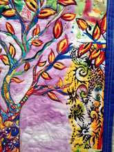 Load image into Gallery viewer, Tree of Life Art Quilt