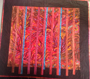 Abstract Art Quilt