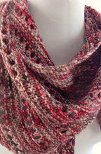 Load image into Gallery viewer, Asymmetrical Luxury Knit Cashmere Scarf