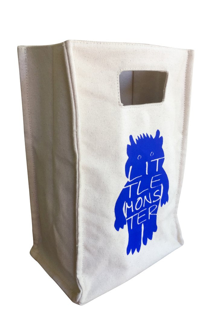 Little Monster lunch tote