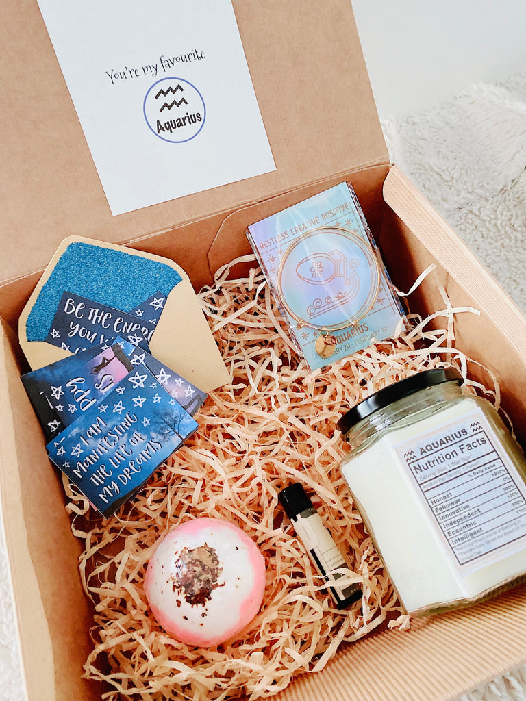 Aquarius Gift Box