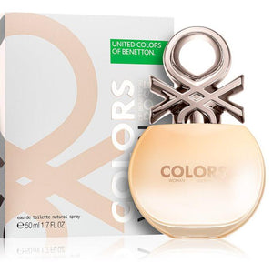 United Colors of Benetton Rose For Her EDT Spray 50ml