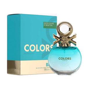 United Colors of Benetton Blue For Her EDT Spray 50ml
