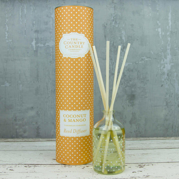 Coconut & Mango Reed Diffuser
