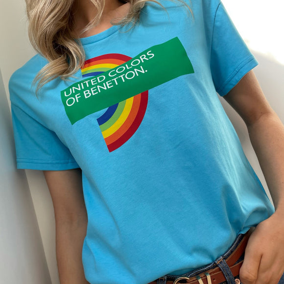 Blue Rainbow T-shirt