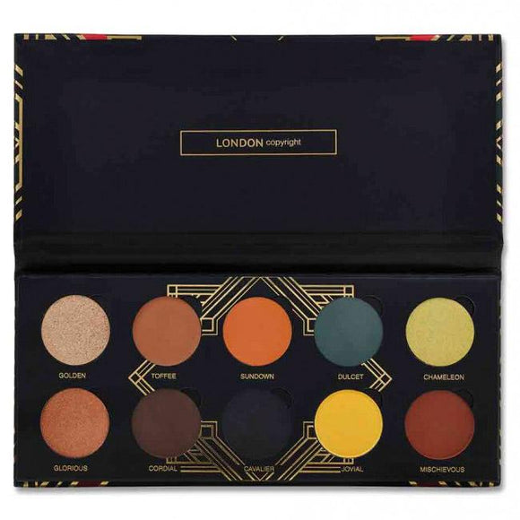 Magnetic Eyeshadow Palette - The Palace