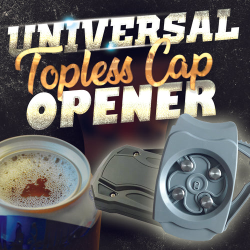 Universal Topless Can Opener