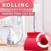 Load image into Gallery viewer, Rolling Toothpaste Squeezer