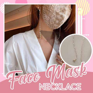Face Mask Necklace