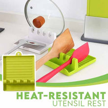 Load image into Gallery viewer, Heat-Resistant Utensil Rest