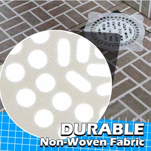 Stick-On Disposable Drain Filter