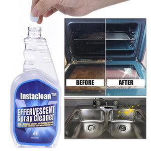 InstaClean™ Effervescent Cleaner Set