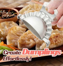 Load image into Gallery viewer, Stainless Steel Dumpling Maker